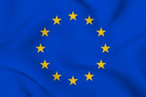 Politikverdrossenheit-Europa-Flagge