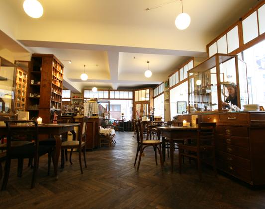 Ein Kleinod im Herzen des Westends: Das Cafe Mareis   © Café Mareis